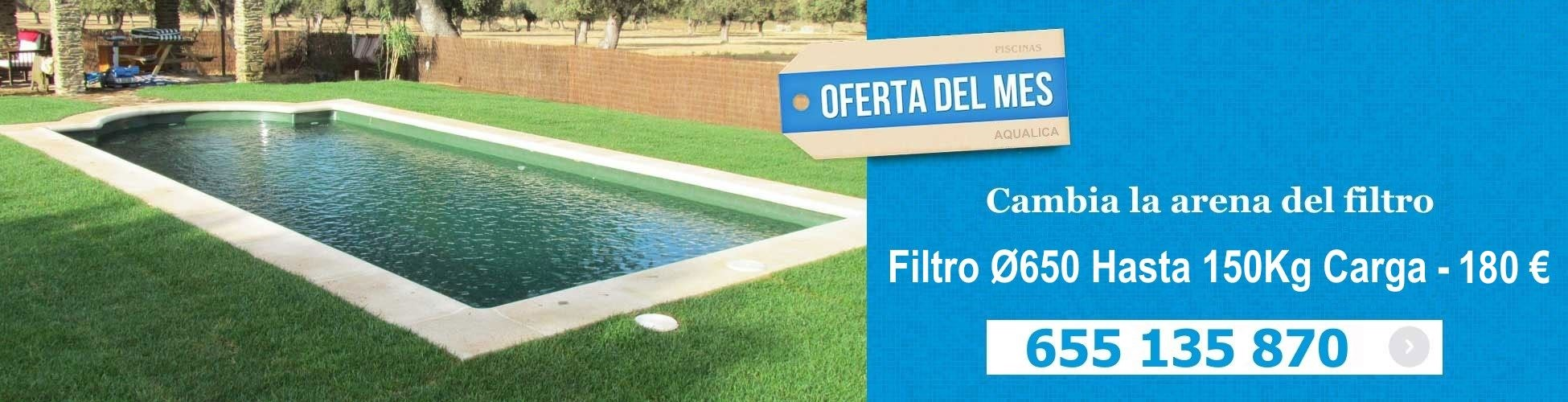 Cambiar arena depuradora piscina latest bomba de filtro for Depuradora piscina arena