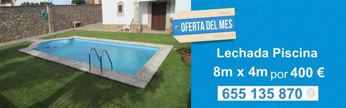 Aqualica lechada piscinas en comunidad de madrid for Oferta de piscina