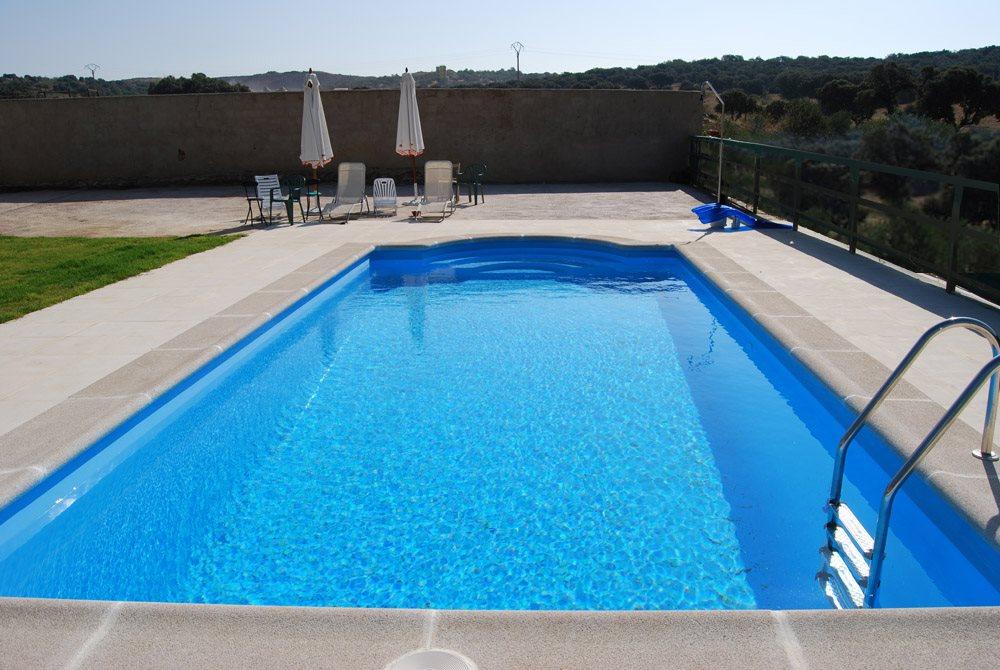 Aqualica lechada piscina comunidad de madrid oferta for Piscina desbordante precio