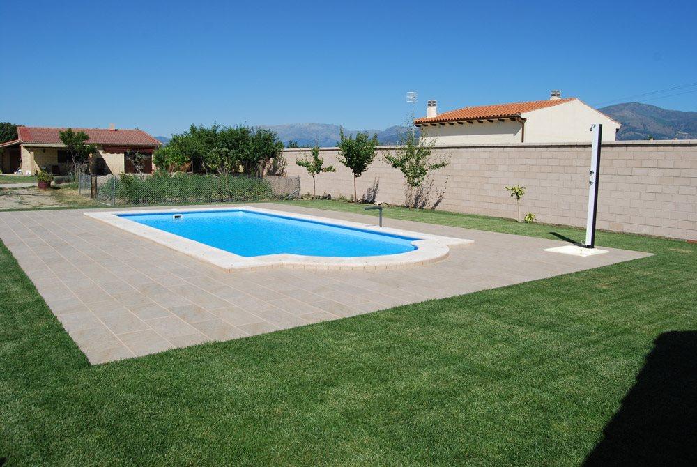 Aqualica lechada piscina comunidad de madrid oferta for Oferta construccion de piscinas